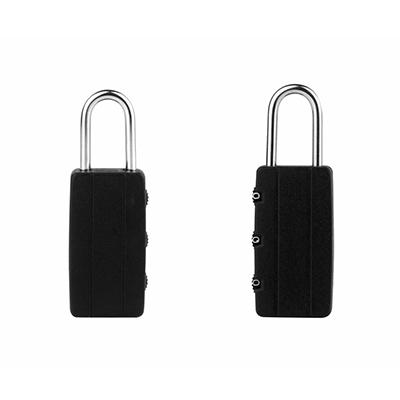 GIH1182 Rey Luggage Lock 2 Giftsdepot Rey Luggage Lock view front back