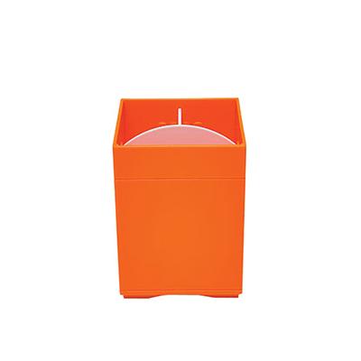GMG1061 Stalk Plastic Pen Holder 1 Giftsdepot Stalk Plastic Pen Holder view orange