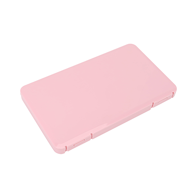 Giftsdepot - Covid-19 Kit, Mask Case II, Pink Color, Close, Malaysia