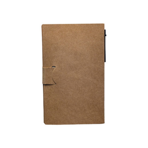 Giftsdepot - Eco Memopad II, Craft Card Material, Natural Color, Malaysia